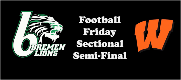 Bremen Football Sectional SemiFinal