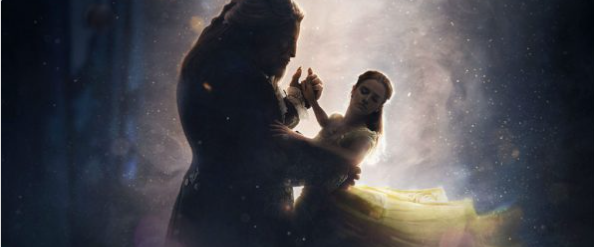 Image of Beauty and the Beast dancing